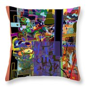 Stirrings Of Emunah Six Throw Pillow