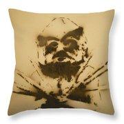 Asaro Mudman Throw Pillow