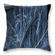 Asbestos, Sem Throw Pillow