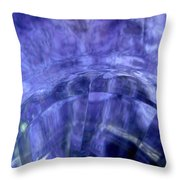 Asbstract 1745 Throw Pillow