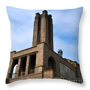 Asbury Sky Throw Pillow