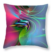 Ascention Throw Pillow