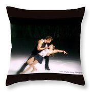 Aspects Of Love Throw Pillow
