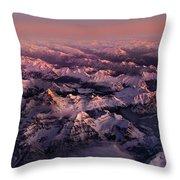 Assiniboine Throw Pillow