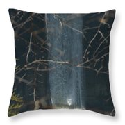 At A Height Throw Pillow