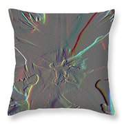 At The Center Of It All Throw Pillow
