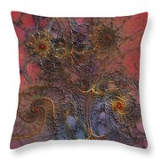 At The Moment Throw Pillow