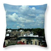 August 4 2008 Throw Pillow