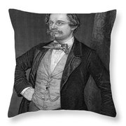 August Wilhelm Von Hofmann Throw Pillow