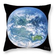 Australasia Throw Pillow