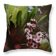 Authenticity Throw Pillow