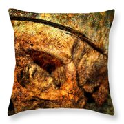 Autopsy Throw Pillow