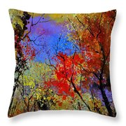 Autumn 458963 Throw Pillow
