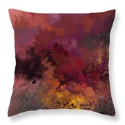 Autumn Illusions  Throw Pillow