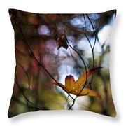 Autumn Mystere Throw Pillow