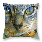Avalon 2 Throw Pillow