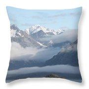 Aww Alaska Throw Pillow