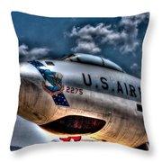 B-47 Stratojet Throw Pillow