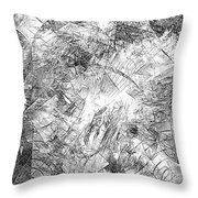 Abstraction 524 - Marucii Throw Pillow