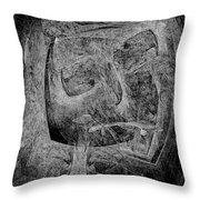 Abstraction 533 - Marucii Throw Pillow
