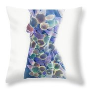b.1950 J Throw Pillow