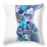 b.1950D Throw Pillow