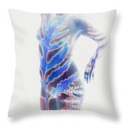b.1950F Throw Pillow