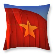 Back In The Ussr Throw Pillow