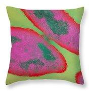 Bacteria, Sexual Reproduction Throw Pillow