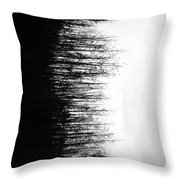 Balance Of Branches  Throw Pillow