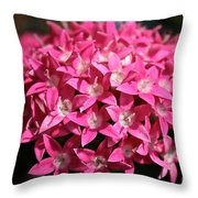 Ball Of Stars Throw Pillow