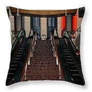 Baltimore Stairway Throw Pillow