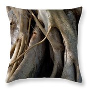 Banyan Throw Pillow