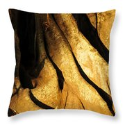 Banyonland Throw Pillow