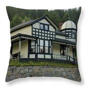 Barrett Smalles Hammersley House  Throw Pillow