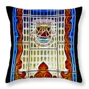 Barriero Window Throw Pillow