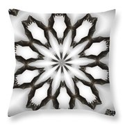 Bat-o-scope Throw Pillow