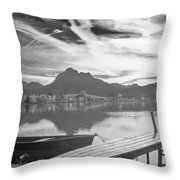 Bavaria Throw Pillow
