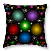 Be Jeweled 2012 Throw Pillow