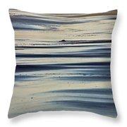 Beach Patterns Throw Pillow