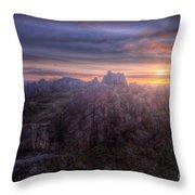 Beacon Hill Sunrise 4.0 Throw Pillow