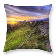 Beacon Hill Sunrise 5.0 Throw Pillow