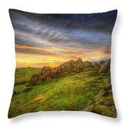 Beacon Hill Sunrise 9.0 Throw Pillow