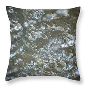 Beaded Spears Throw Pillow
