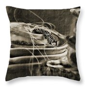 Beading Projects Throw Pillow