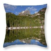 Bear Lake 4 Throw Pillow