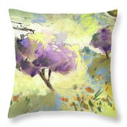 Beautiful Andalusia 04 Throw Pillow