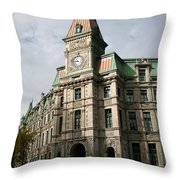 Beautiful Front Throw Pillow