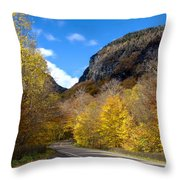 Beautiful Vermont Scenery 26 Throw Pillow
