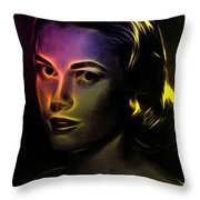 Beauty Forever Throw Pillow